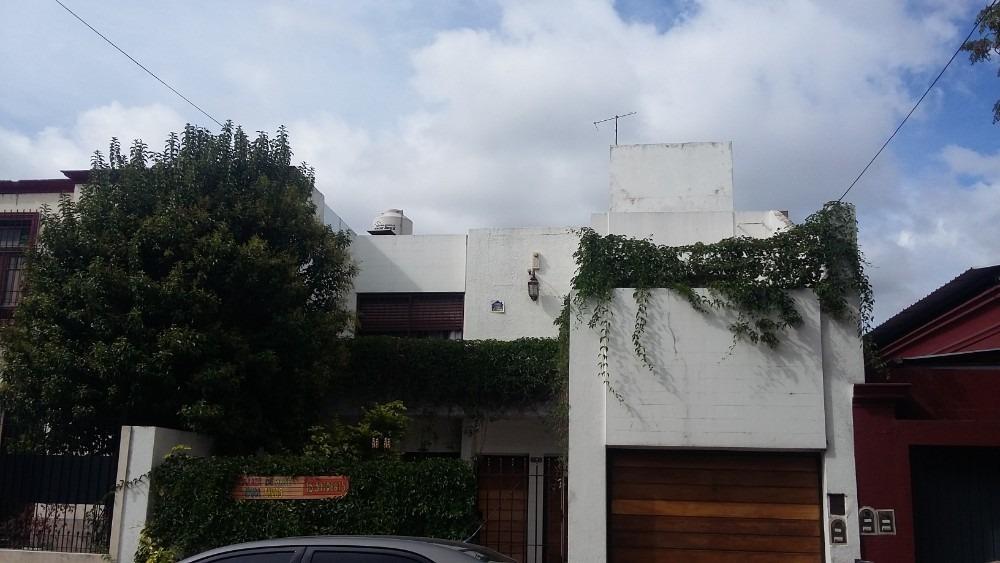 venta casa lote para edificar villa ortuzar