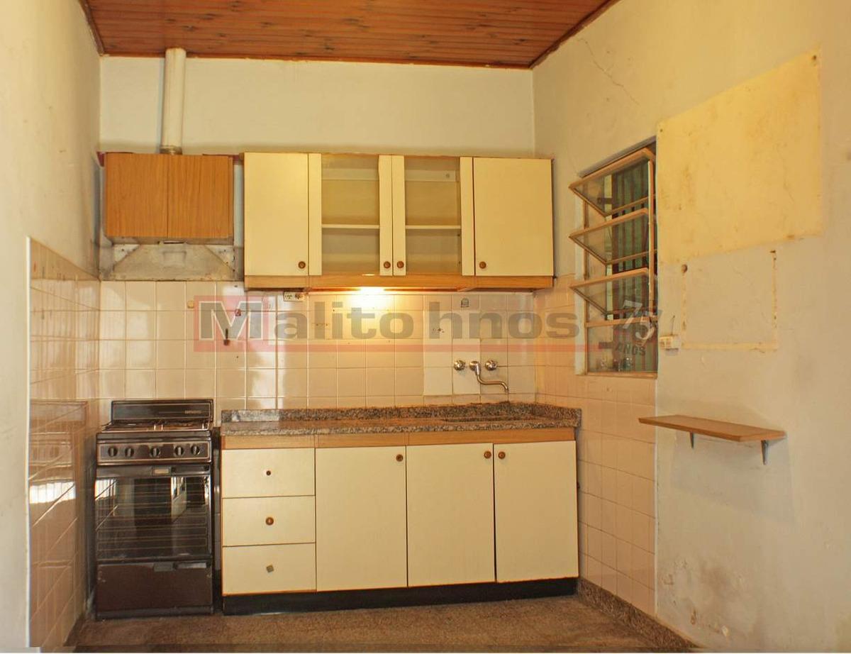 venta casa lote propio 5 ambientes con patio y terraza en villa lugano