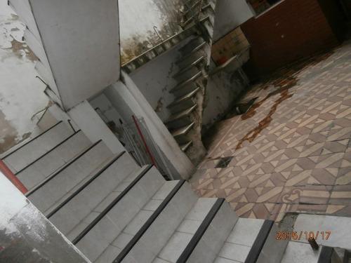 venta casa lote propio terraza patio cochera. boedo