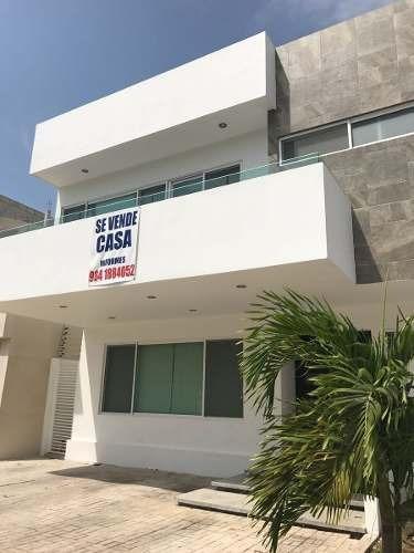 venta casa madrid playa del carmen nueva estrena