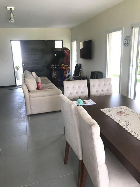 venta - casa minimalista en santa juana