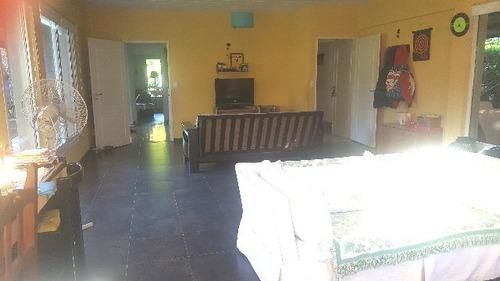 venta casa moderna 5 ambientes s/ lote de 1220 parque leloir