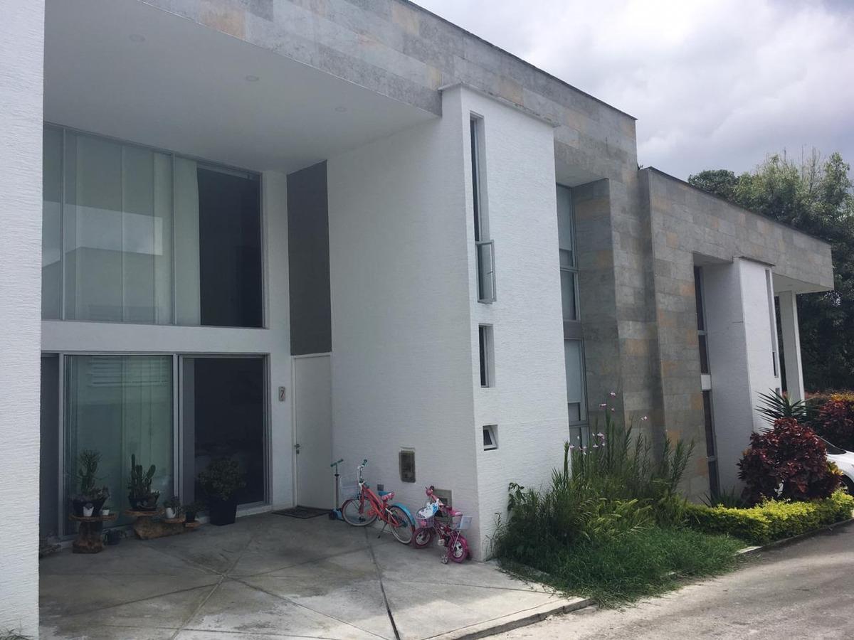 venta casa moderna - los cedros