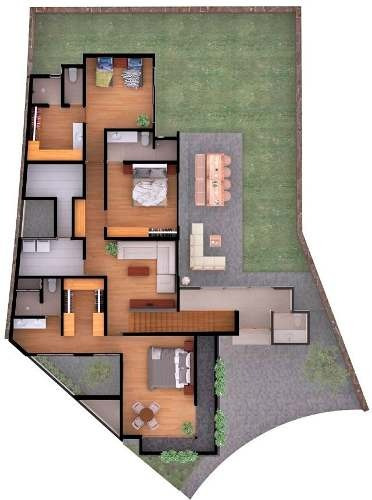 venta casa nueva en el roble