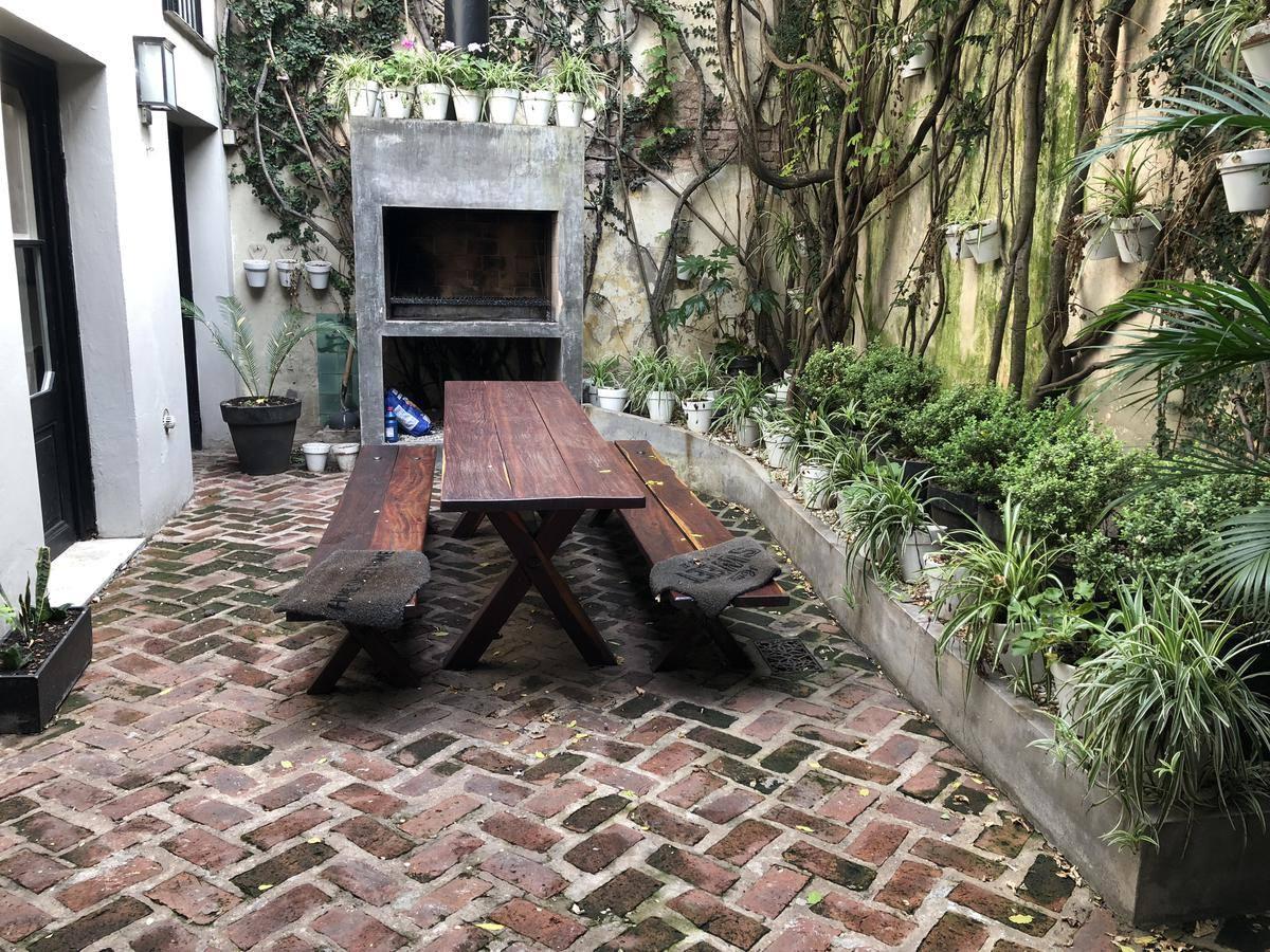 venta casa - palermo soho - terraza patio parrilla.
