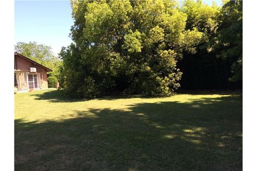 venta casa quinta de 6 ambientes con gran parque