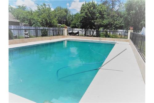 venta casa quinta piscina quincho  2154 m lote