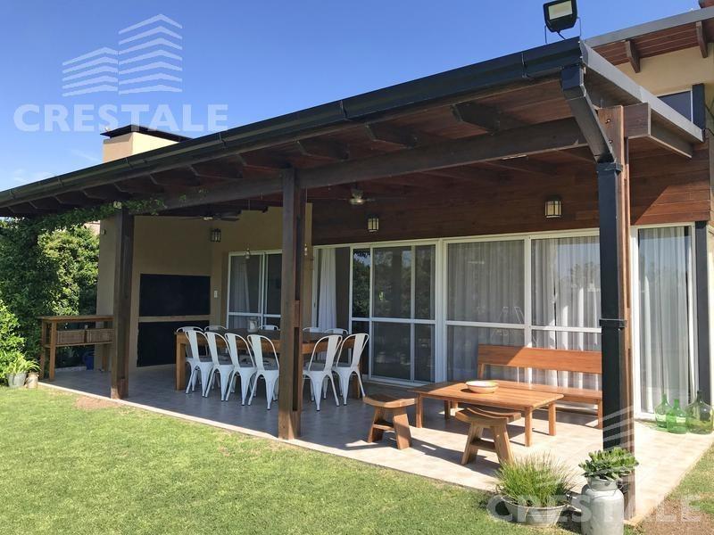 venta casa - rosario golf country club