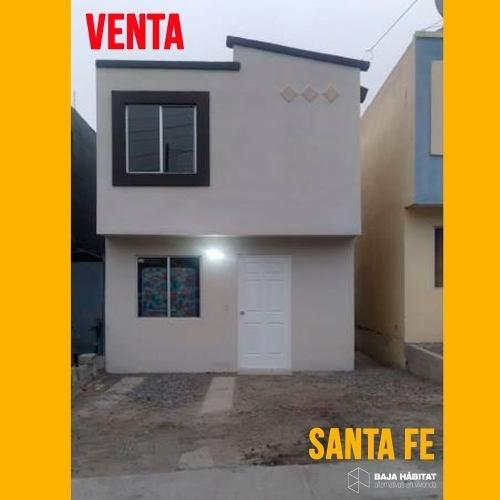 venta casa santa fe tijuana 2 estacionamientos