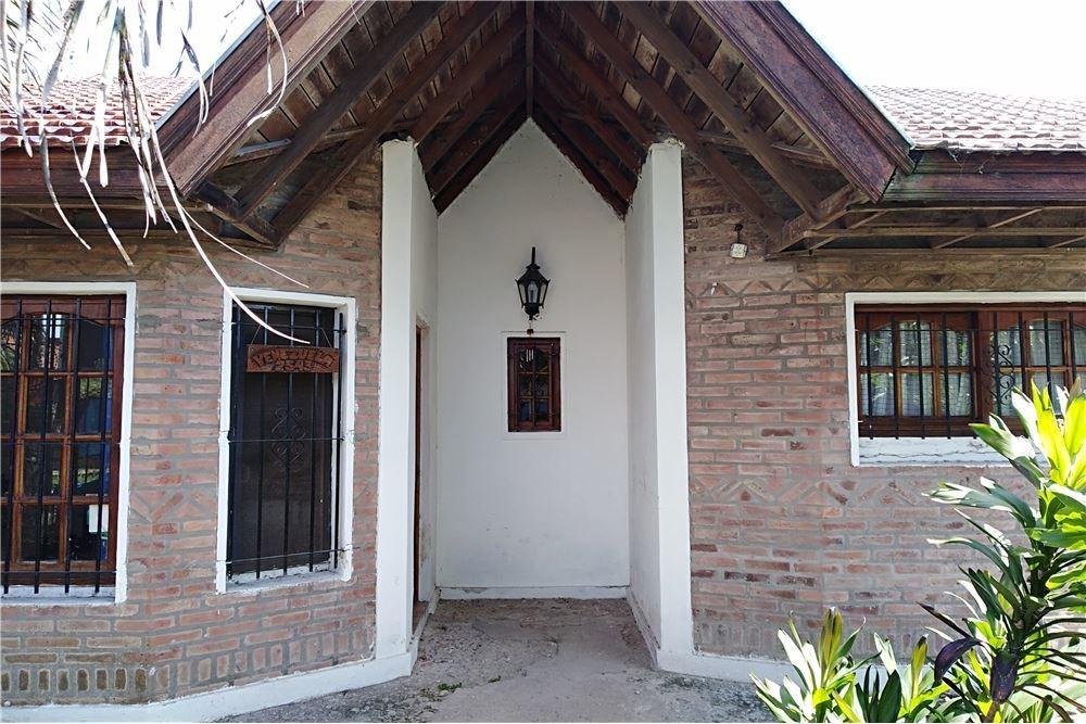 venta casa sobre importante lote c/ gran potencial