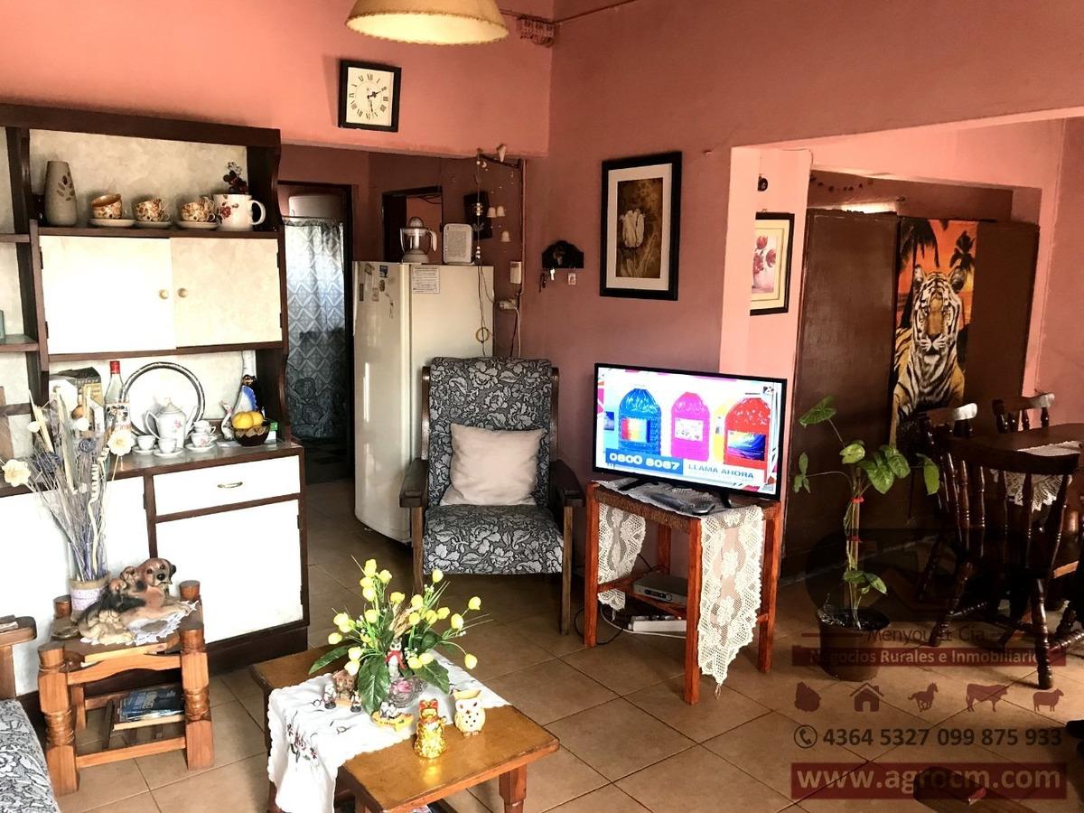 venta casa trinidad flores 2 dormitorios dos patios cerrados