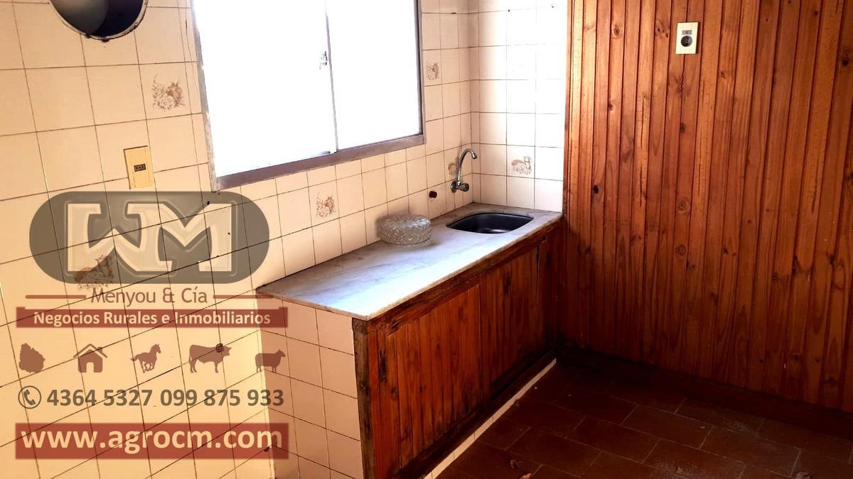venta casa trinidad flores 3 dormitorio baño patio barbacoa