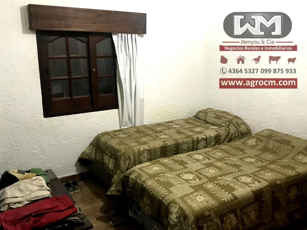 venta casa trinidad flores 3 dormitorios 1 baño con cochera