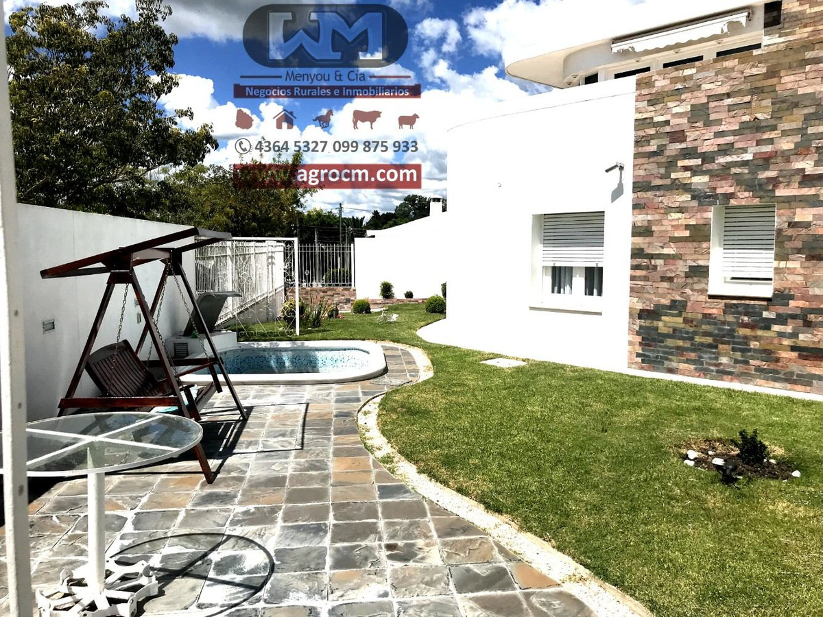 venta casa trinidad flores 4 dormitorios piscina cochera y +