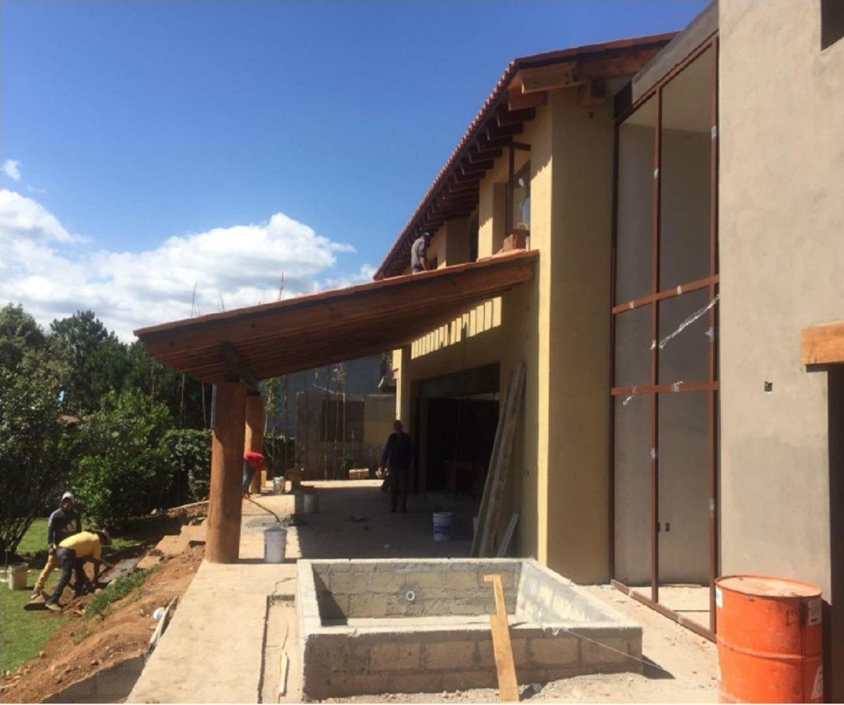 venta casa valle de bravo