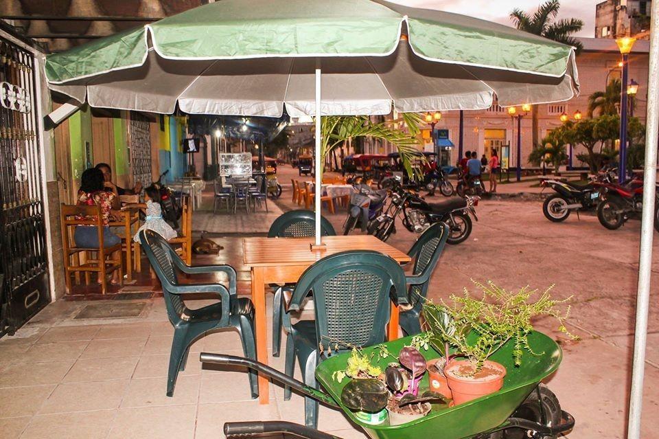 venta casa/restaurante en iquitos