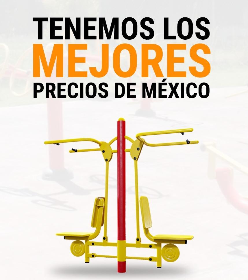 Venta catalogo gimnasios al aire libre ejercitadores - Equipamiento de gimnasios ...
