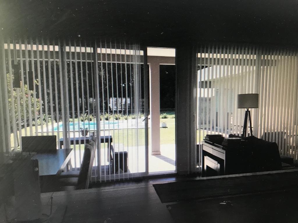 venta chalet 4 amb. en rumenco - estilo minimalista con piscina y amplio parque