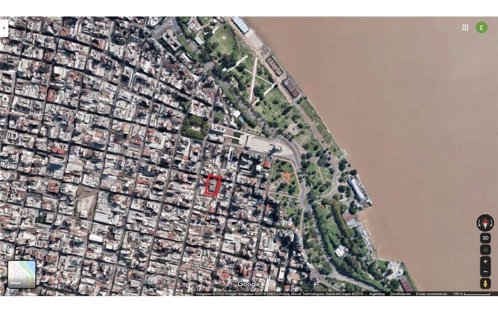 venta - cochera centro rioja 600 - con renta