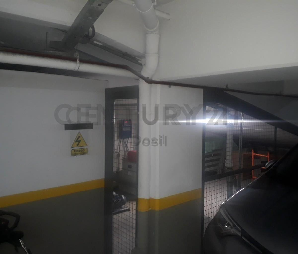 venta cochera cubierta  c/baulera  uf 37 en villa urquiza