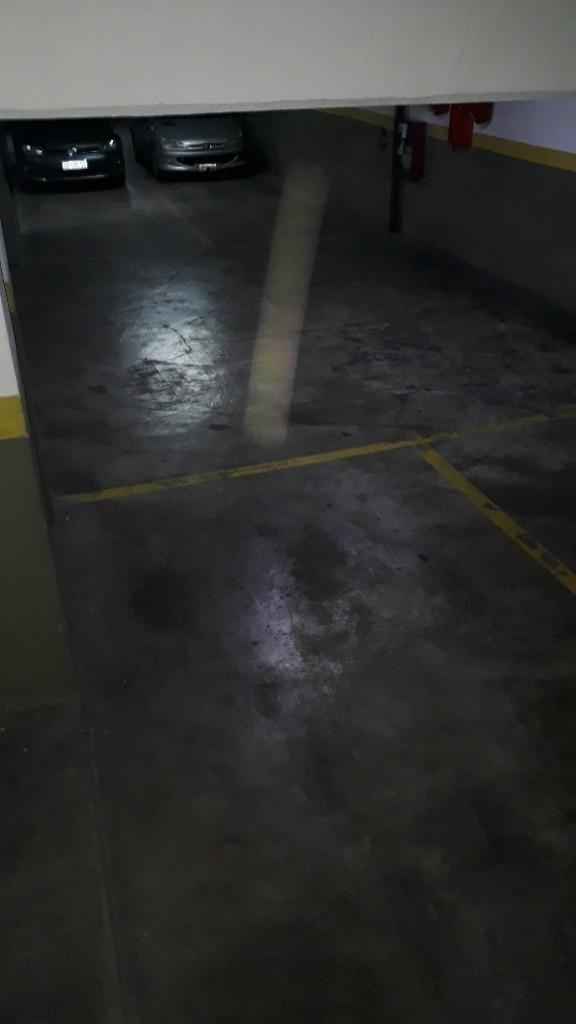 venta cochera cubierta por rampa 14 m2 retiro microcentro