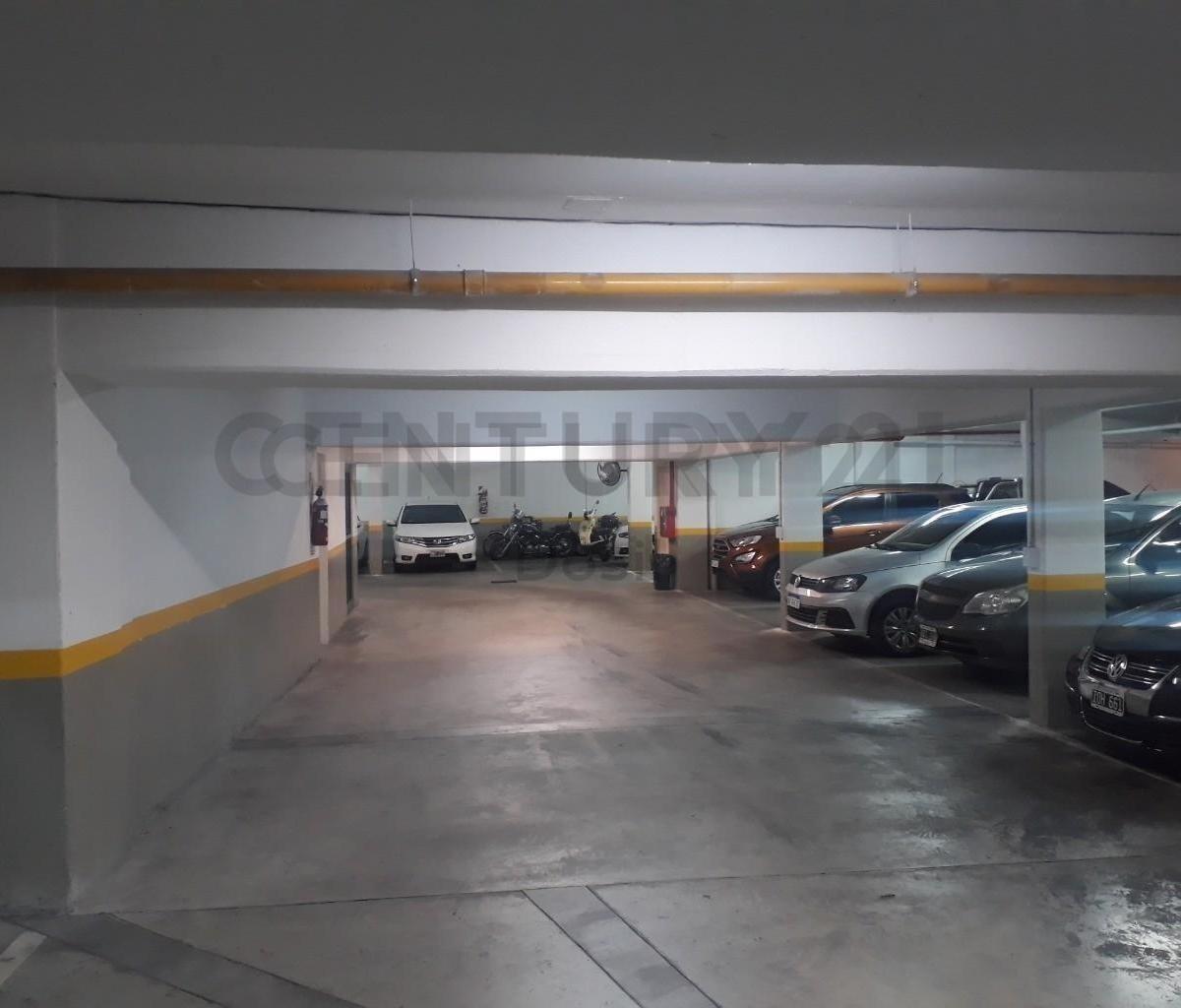 venta cochera cubierta uf 54 en villa urquiza