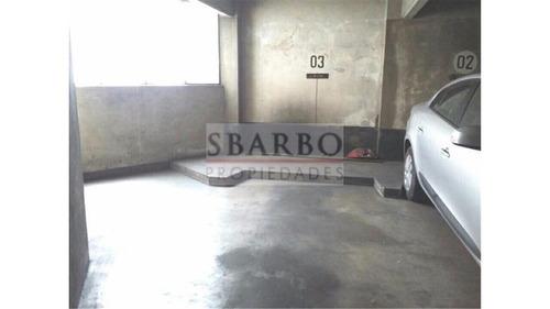 venta cochera en sarmiento y urquiza - 1er entre piso de edi