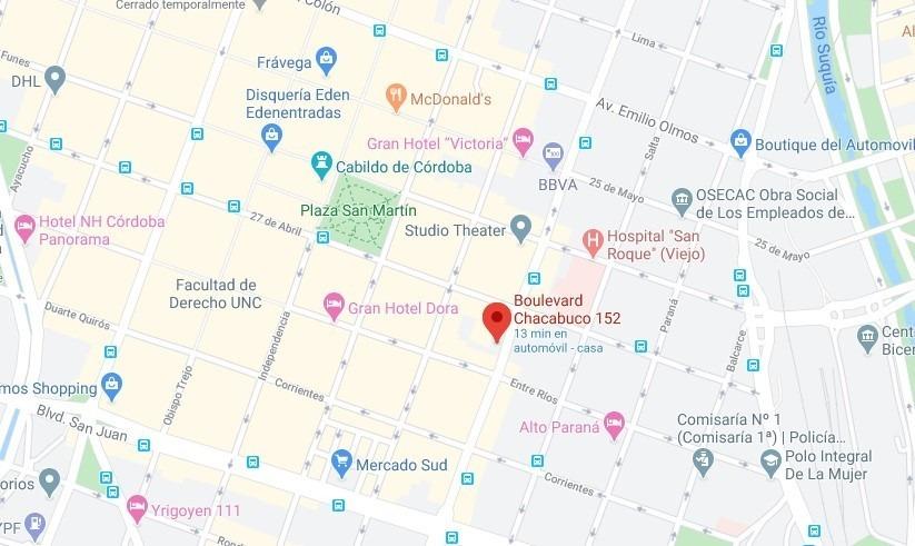 venta cochera exc ubicación - centro