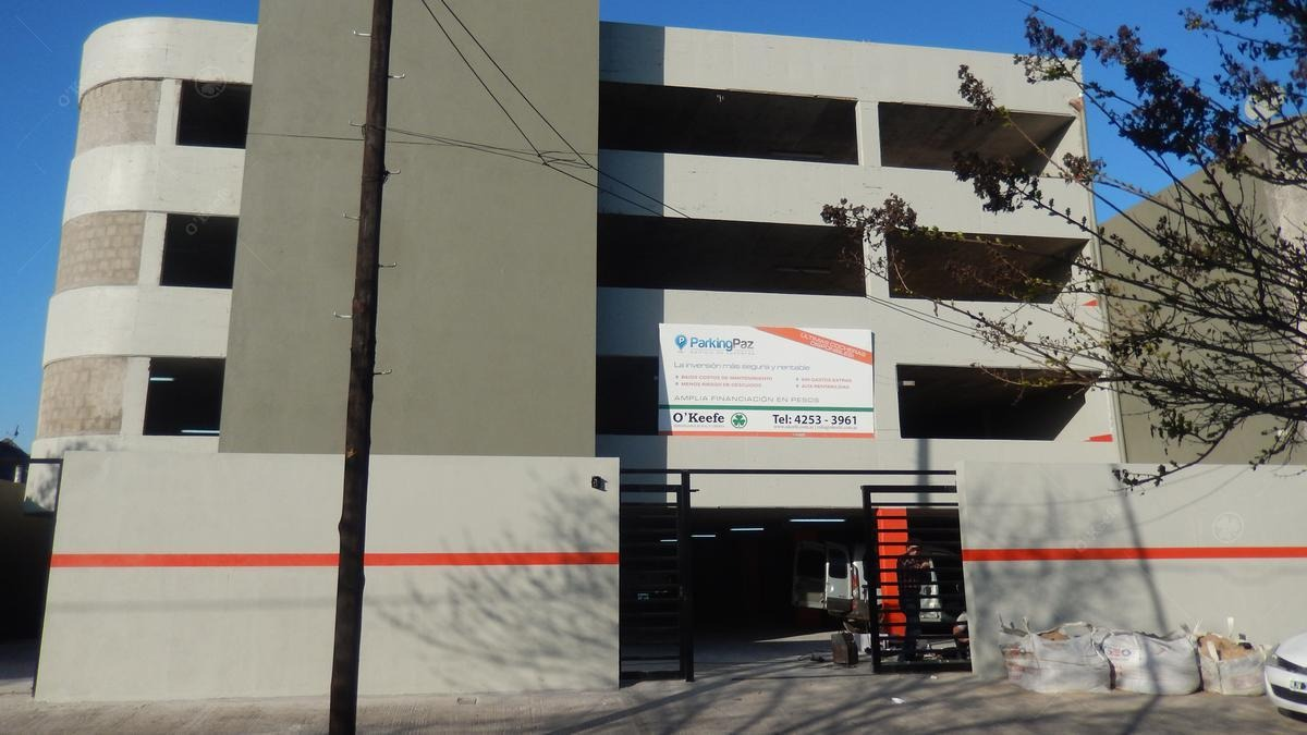 venta cochera - financiacion- quilmes centro