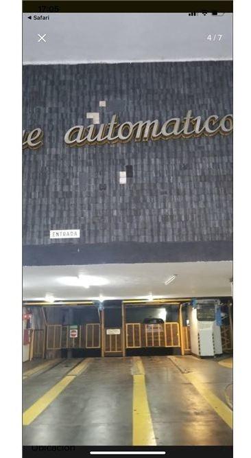 venta cochera- tribunales- automática!!!!
