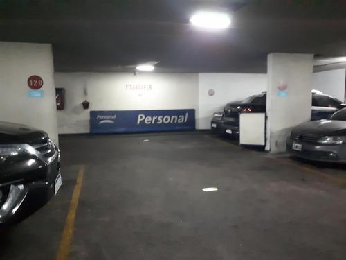 venta cocheras en parking  - microcentro