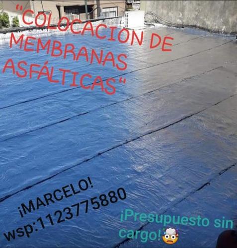 venta & colocación de membranas