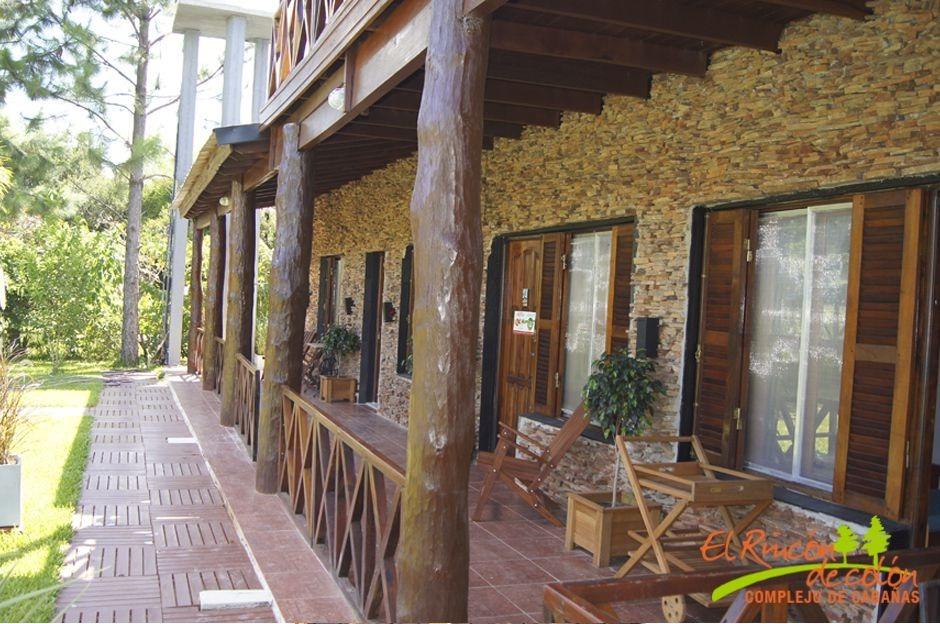 venta complejo 11 bungalows cabañas hotel colon entre rios