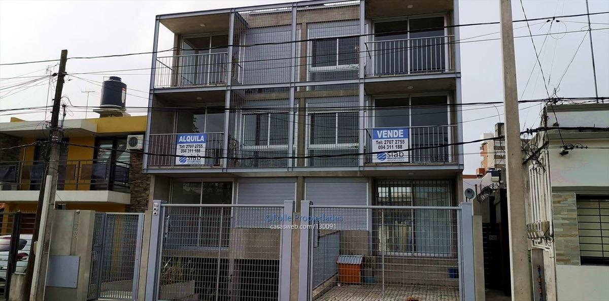 venta con renta apartamento 1 dormitorio garage