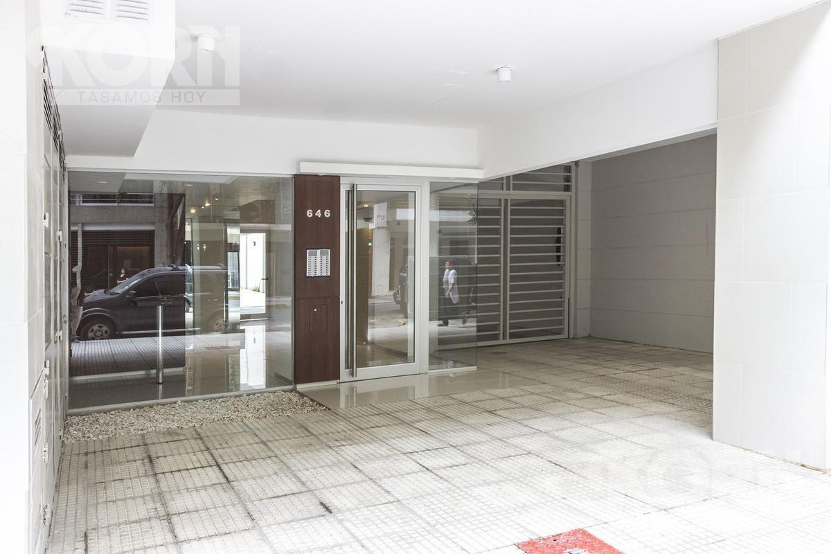 venta con renta departamento 1 ambiente divisible en villa crespo