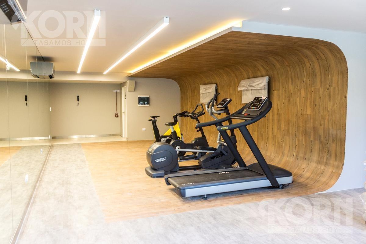 venta con renta departamento de 2 ambientes con cochera en belgrano