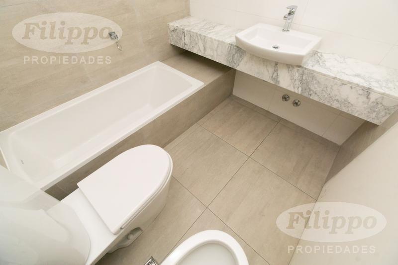 venta con renta  departamento de lujo  c/cochera  vig.24hs.  full amenities
