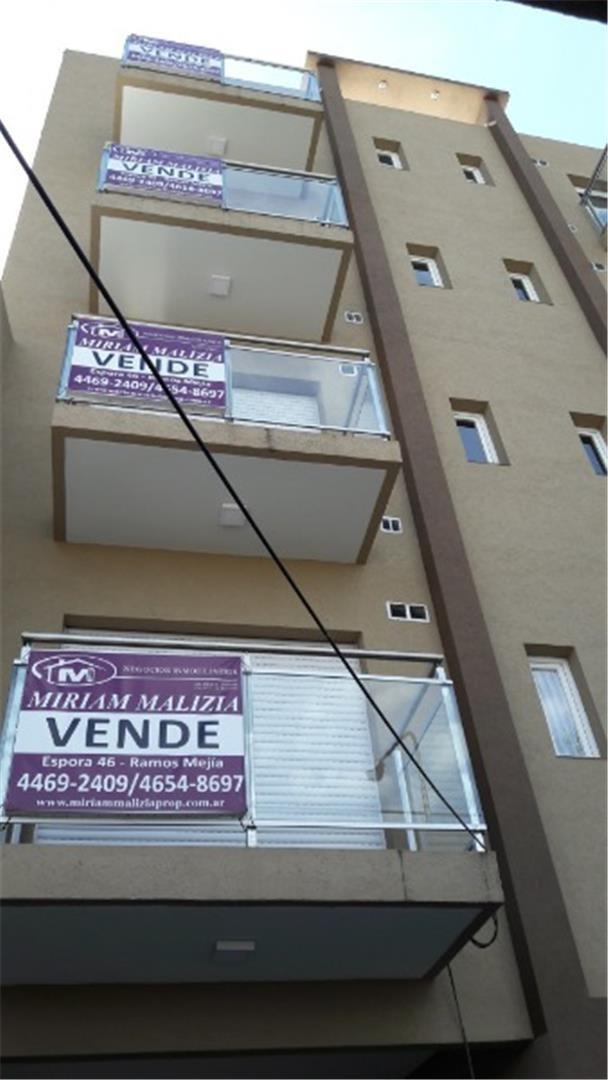 venta con renta dto. 2 ambientes ramos mejia balcon lavadero