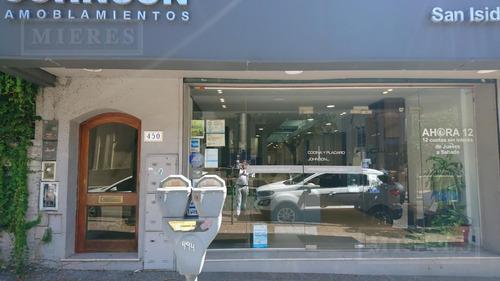 venta con renta- local en san isidro centro