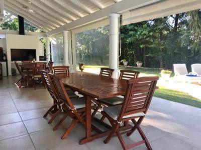 venta country las delicias - casa 3 dormitorios-escritorio