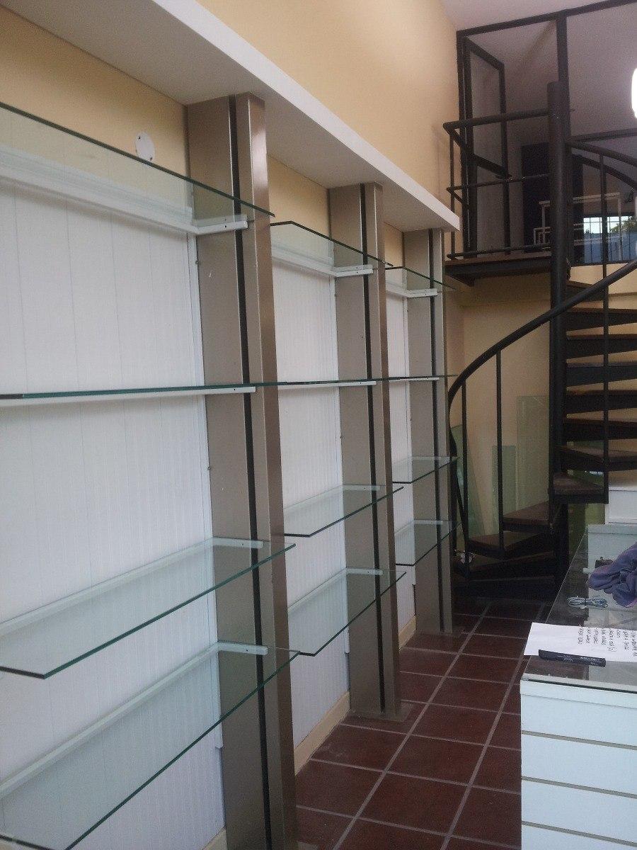 Venta D Muebles Y Estanterias De Vidrio Para Local Comercial ...