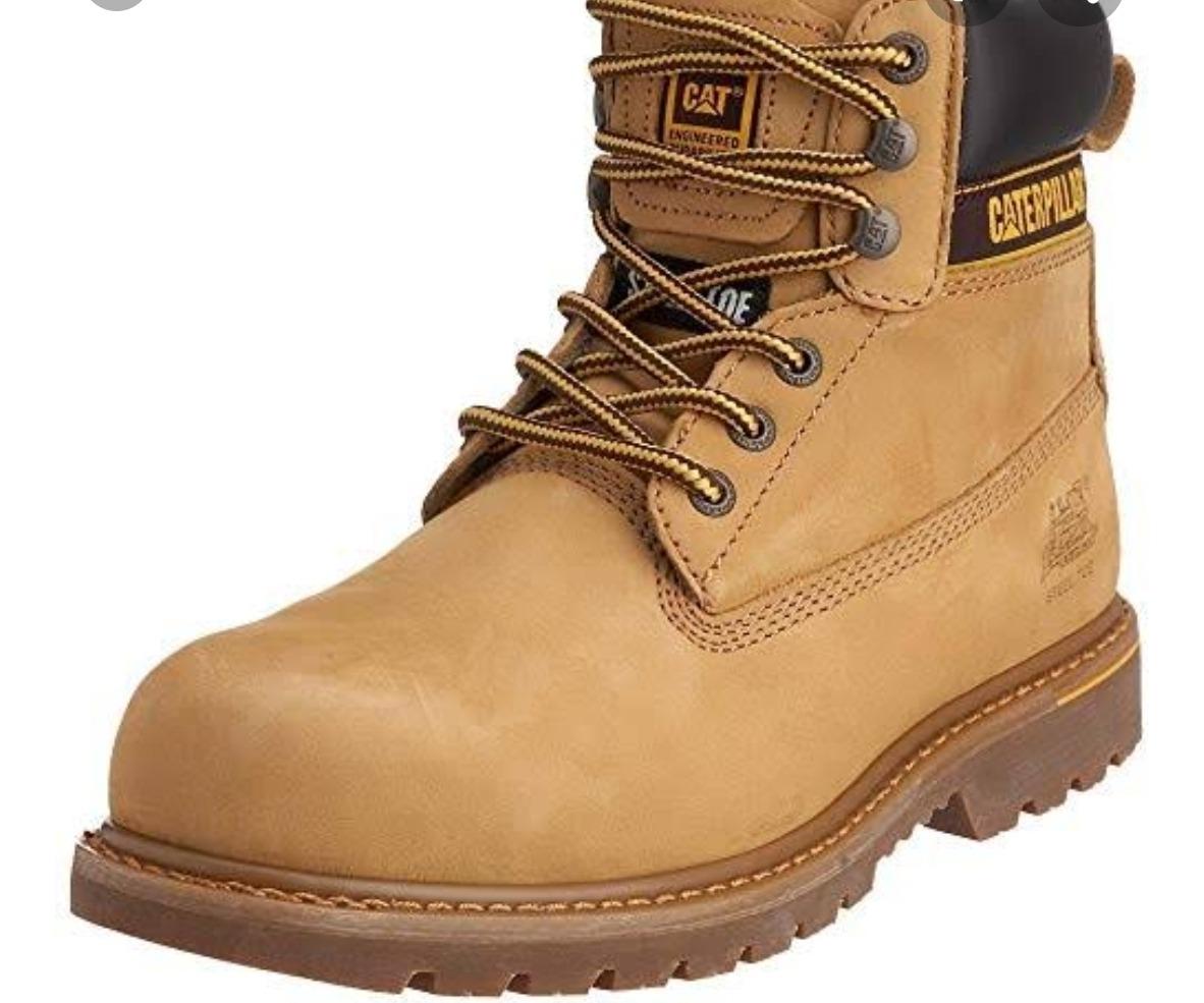 venta de 01 par de zapatos cat punta de acero, 01 hamaca