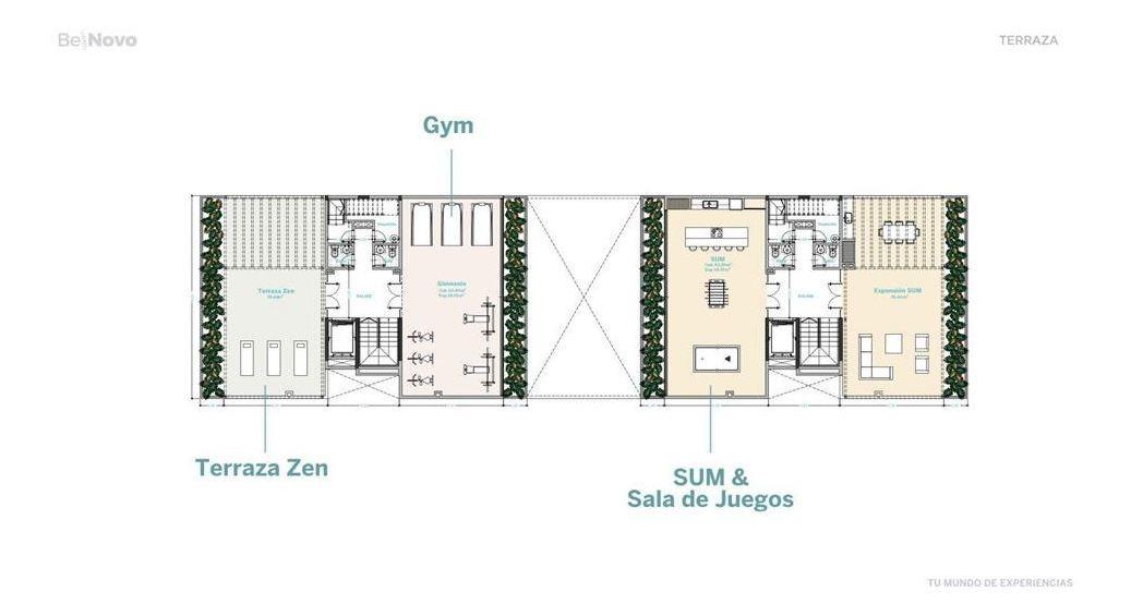 venta de 2 ambientes en caseros centro