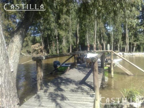 venta de 2 cabañas sobre arroyo caraguatá