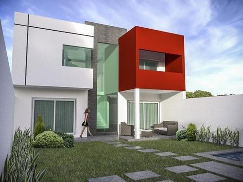 venta de 4 hermosas casas en fraccionamiento burgos