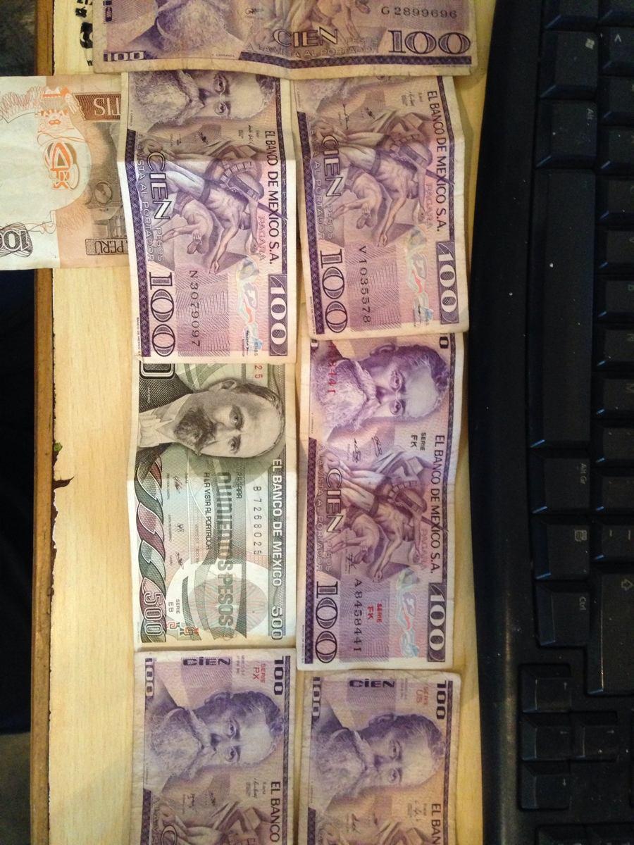 Venta de 9 billetes antiguos en mercado libre - Venta de escritorios antiguos ...