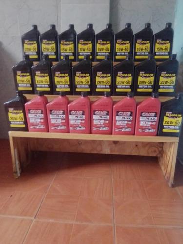 venta de aceite de motor de vehículos