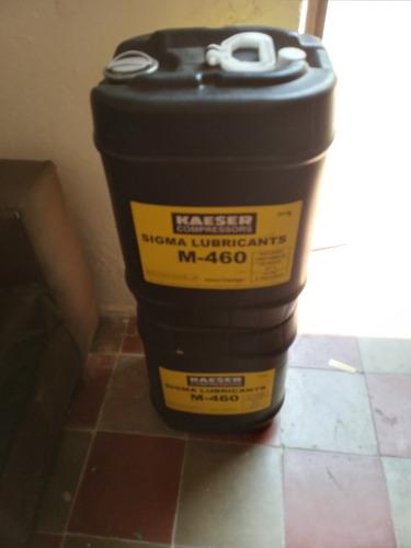 venta de aceite kaeser m-460