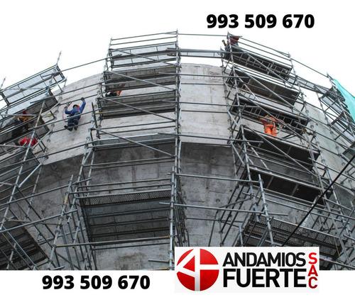venta de andamio normado multidireccional - doka