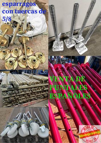 venta de andamios normados  y accesorios de construccion